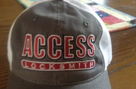 Access Locksmith Cap, Charlotte
